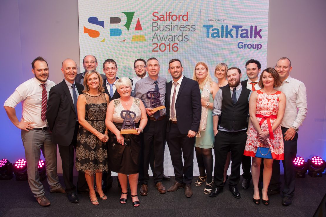 Salford business awards
